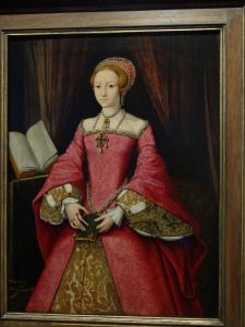 Elizabeth I- The Virgin Queen