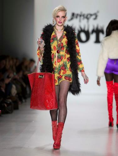 Betsey Johnson Autumn/Winter 2014