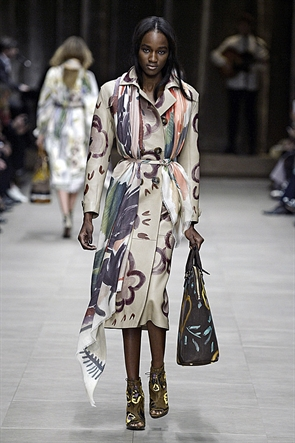 Burberry Prorsum Autumn/Winter 2014