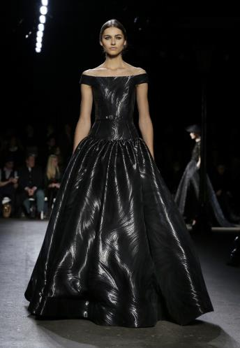 Christian Siriano Autumn/Winter 2014