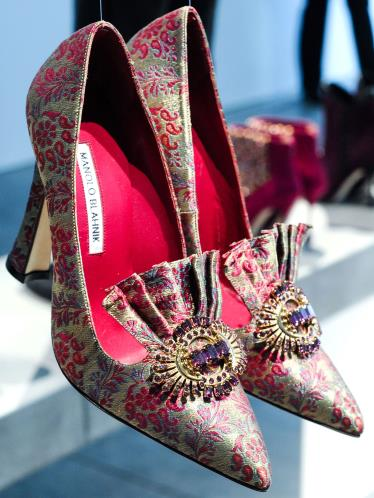 Manolo Blahnik Autumn/Winter 2014