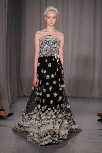 Marchesa Autumn/Winter 2014