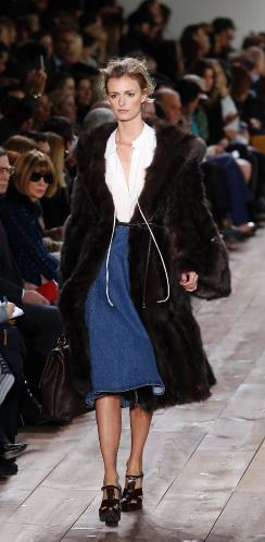 Michael Kors Autumn/Winter 2014