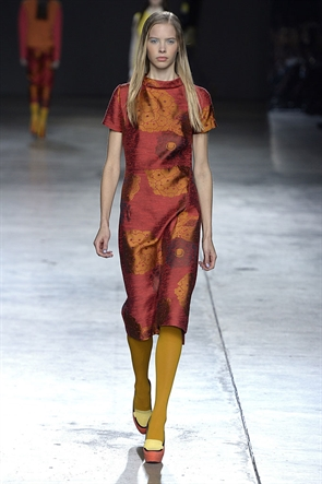 Michael Van Der Ham Autumn/Winter 2014