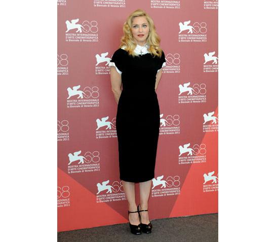 Madonna in L'Wren Scott