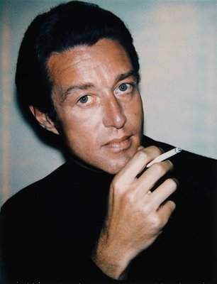 Roy Halston Frowick, known to the world as Halston.