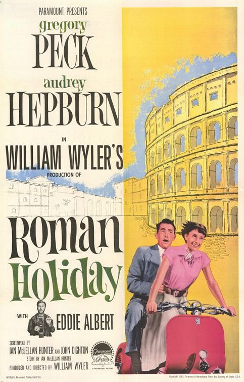 Roman Holiday (1953). This movie captured the glamour and sophistication of Italian fashion.