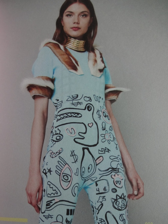 Detelina Stefanova- Fashion Textiles- Love the fun in the print and the party that's in the pieces!!!!