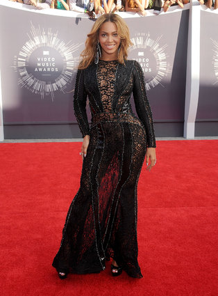 Beyonce at the MTV Video Music Awards 2014