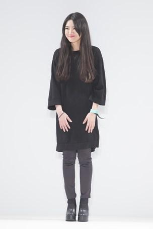 The designer, Jamie Wei Huang.