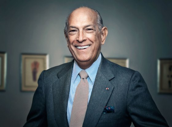 The Master, Oscar De La Renta. Rest In Peace.