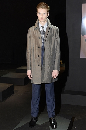 Aquascutum Men Autumn/Winter 2015