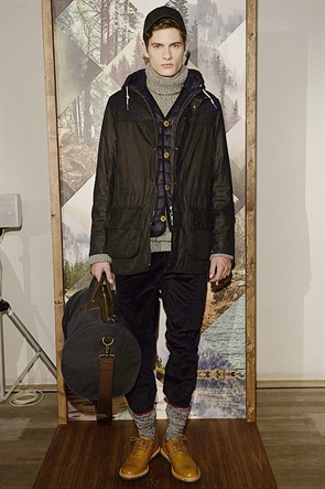 Barbour Autumn/Winter 2015
