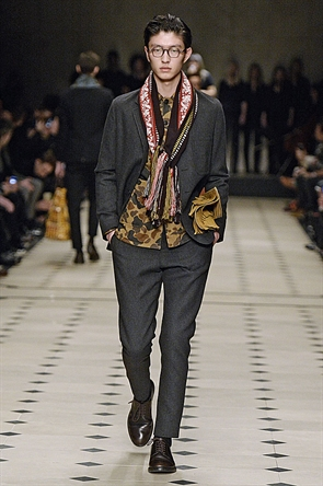 Burberry Prorsum Autumn/Winter 2015