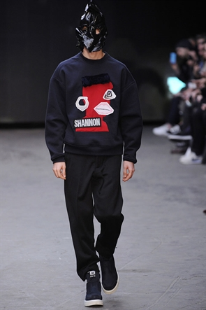 Christopher Shannon Autumn/Winter 2015