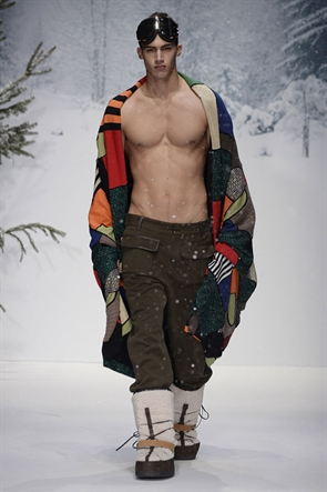 Moschino Men Autumn/Winter 2015