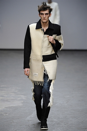 Xander Zhou Autumn/Winter 2015